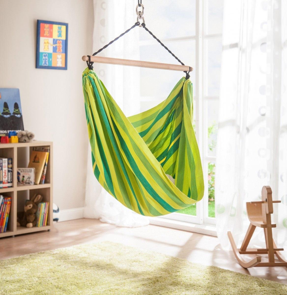 Hamacas de verano para dormitorios infantiles