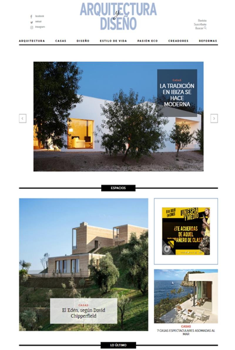 revistas de decoración - Arquitectura y diseño