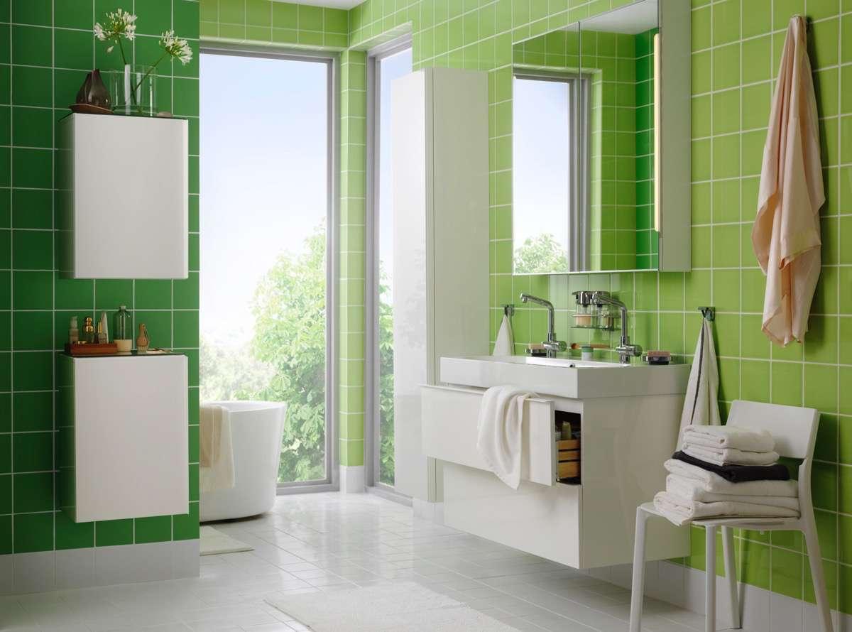 Catálogo IKEA 2017 baños