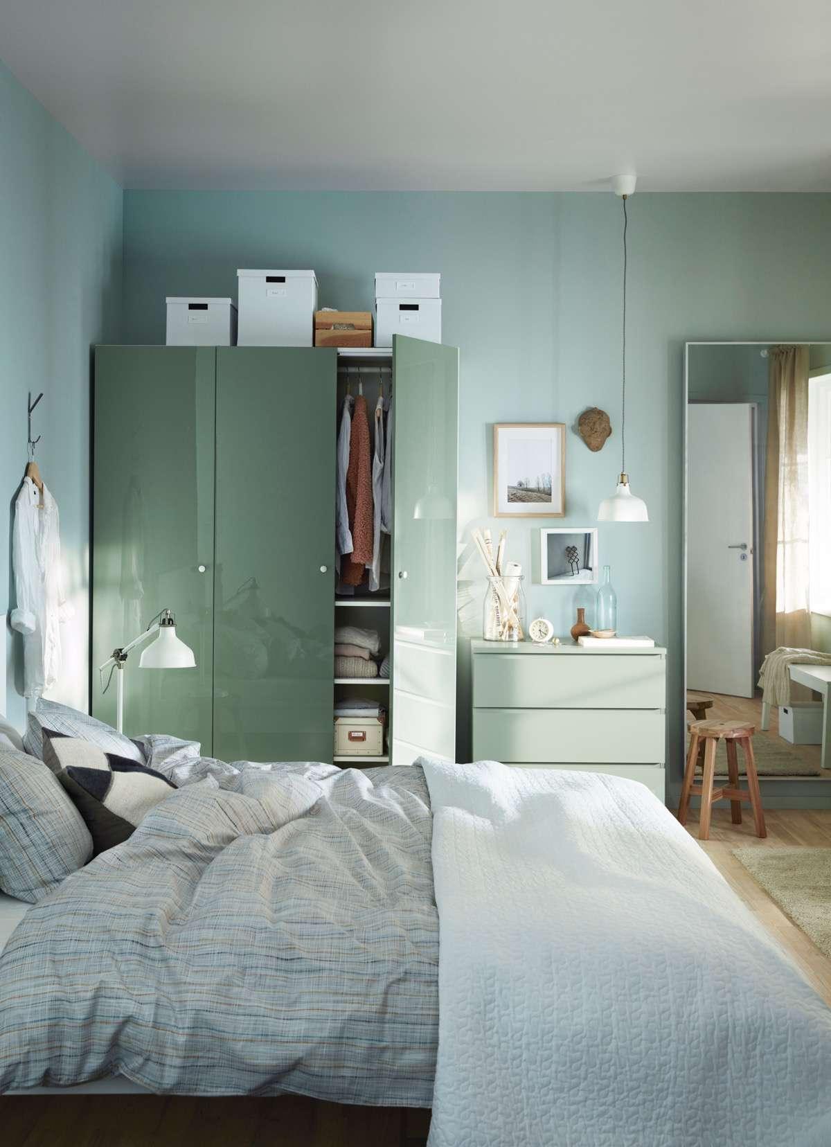 Catálogo IKEA 2017 dormitorios