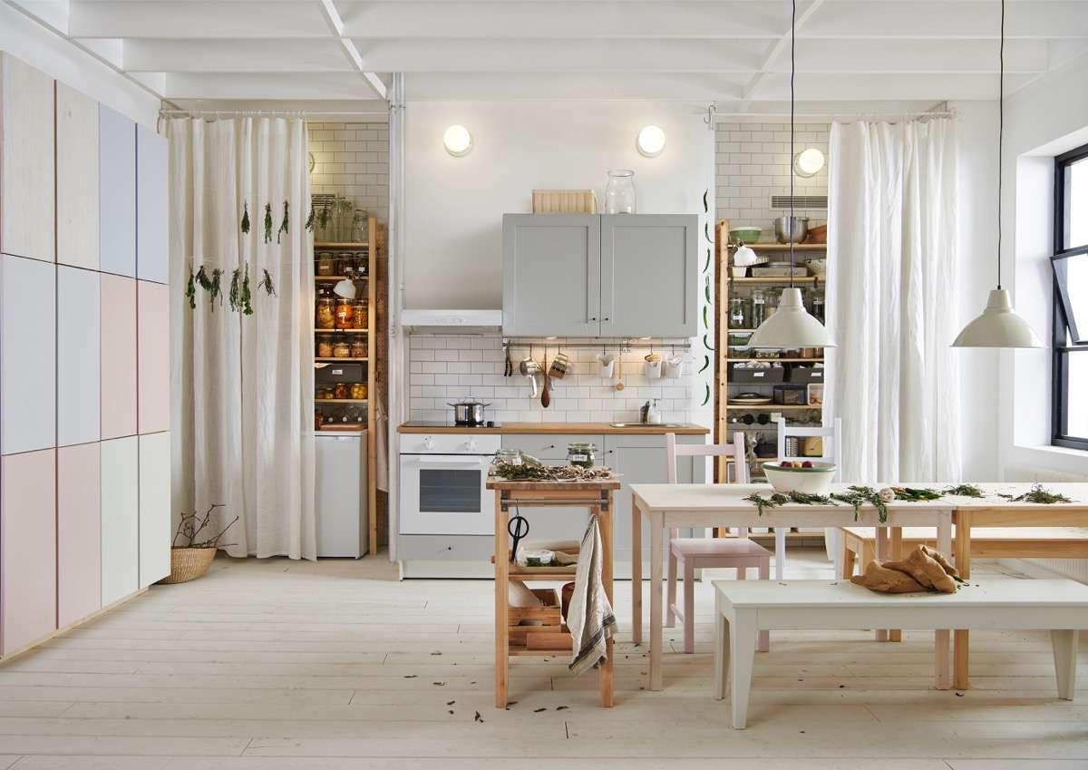 Catálogo IKEA 2017 cocinas