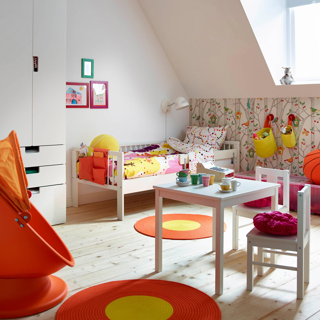 dormitorios infantiles de ikea creativos