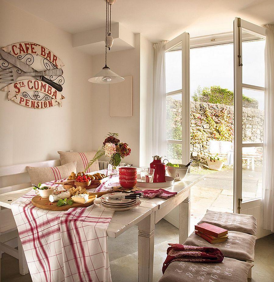Cómo decorar una casa rústica - puertas y ventanas