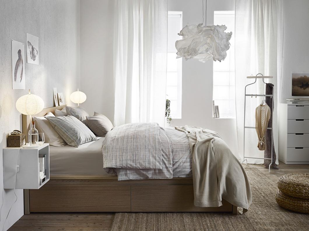 amueblar una casa pequeña - dormitorios