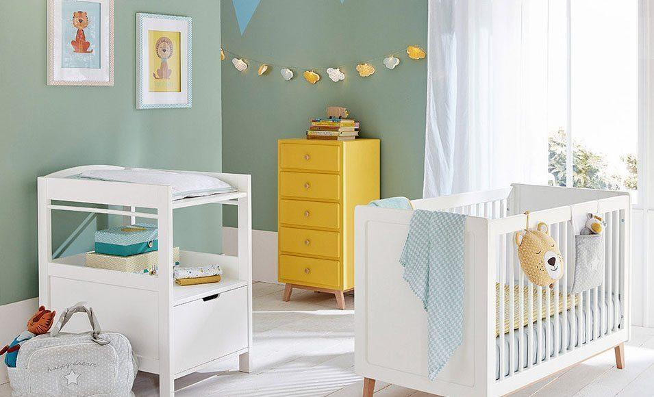 dormitorio de bebé - complementos