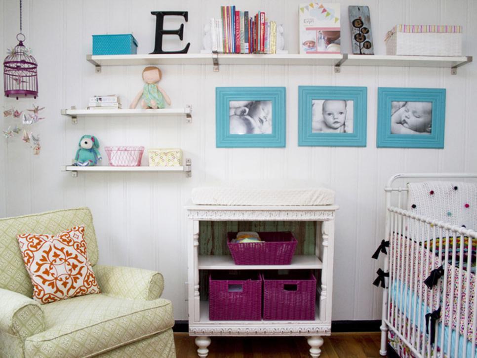 dormitorio de bebé - con fotografías