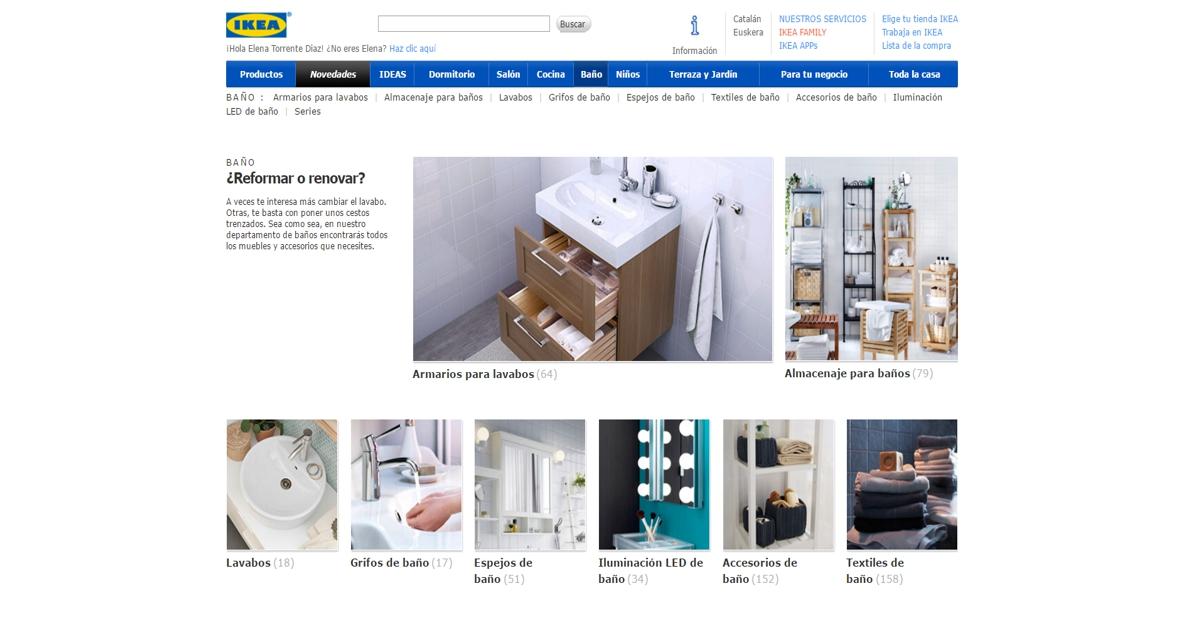 muebles de baño baratos - ikea