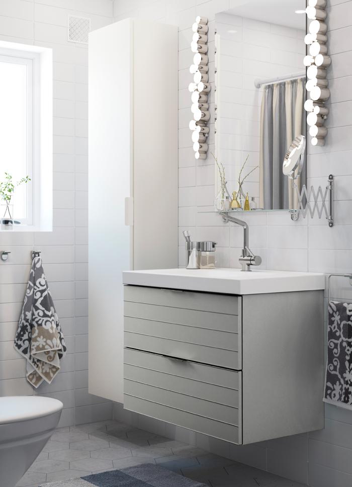 muebles de baño baratos - iluminación