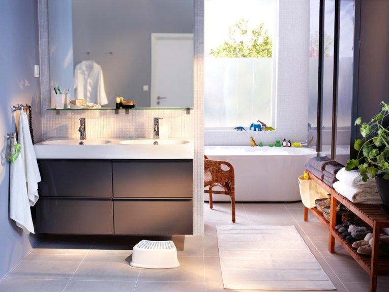muebles de baño baratos - suspendidos