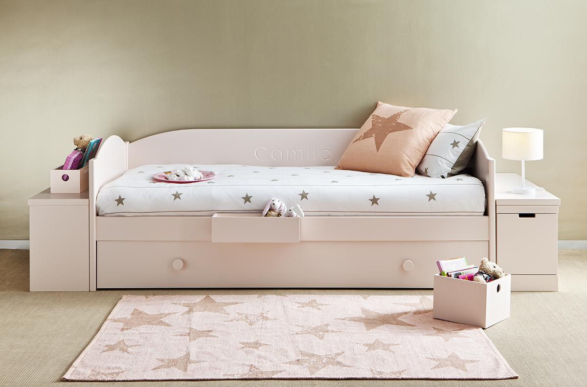 la alfombra perfecta para dormitorio infantil