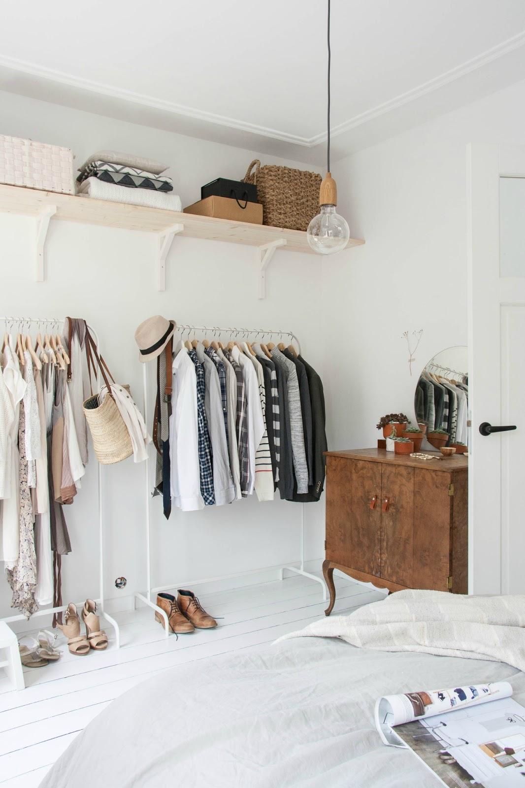 vestidor a medida - estilo vintage