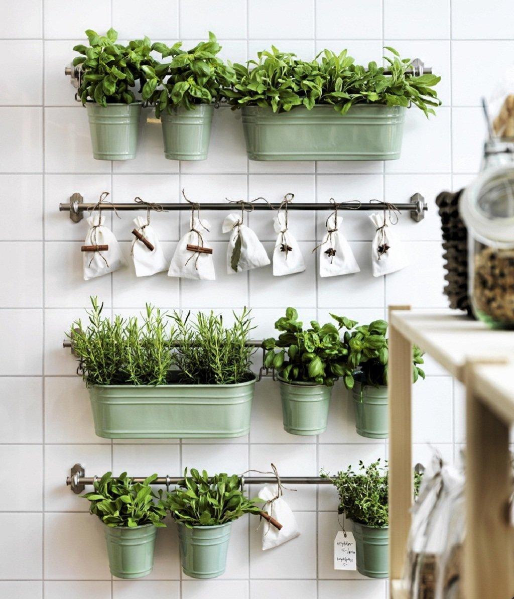 jardín vertical - cocinas