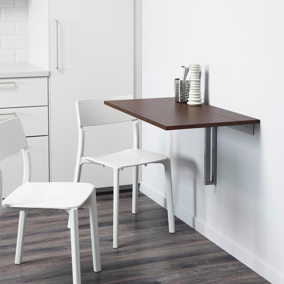 mesas abatibles Ikea - Bjursta