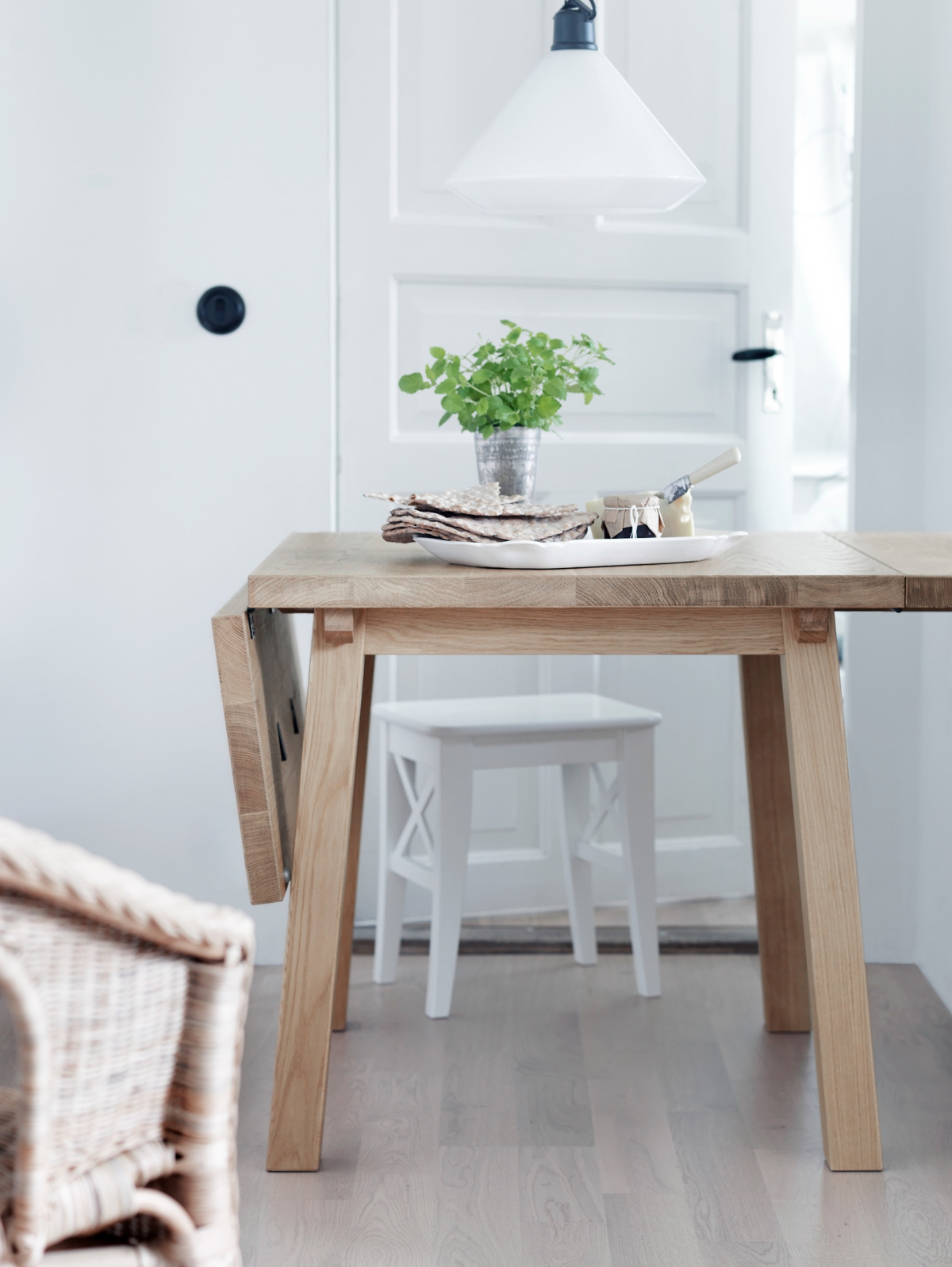 mesas abatibles Ikea - Möcklelby