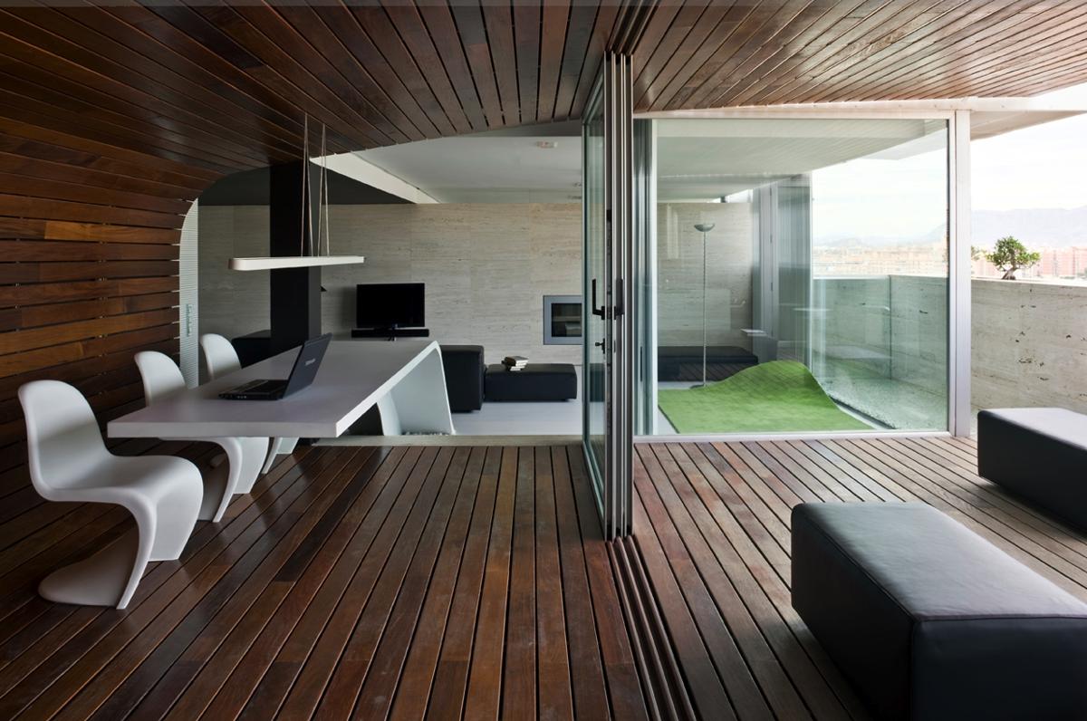áticos de diseño - Alicante