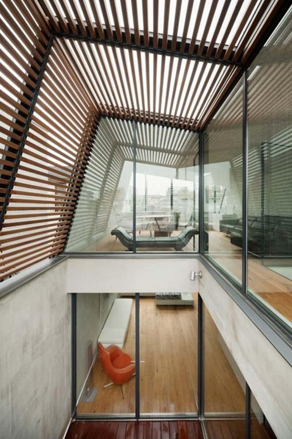 áticos de diseño - espacios comunicados