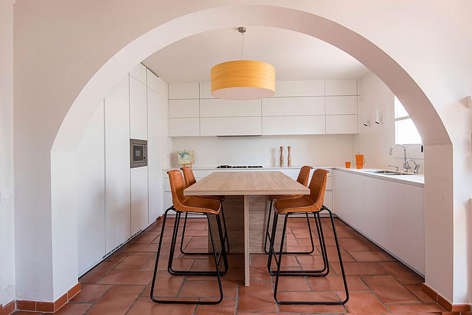 pisos decorados en blanco - Alella