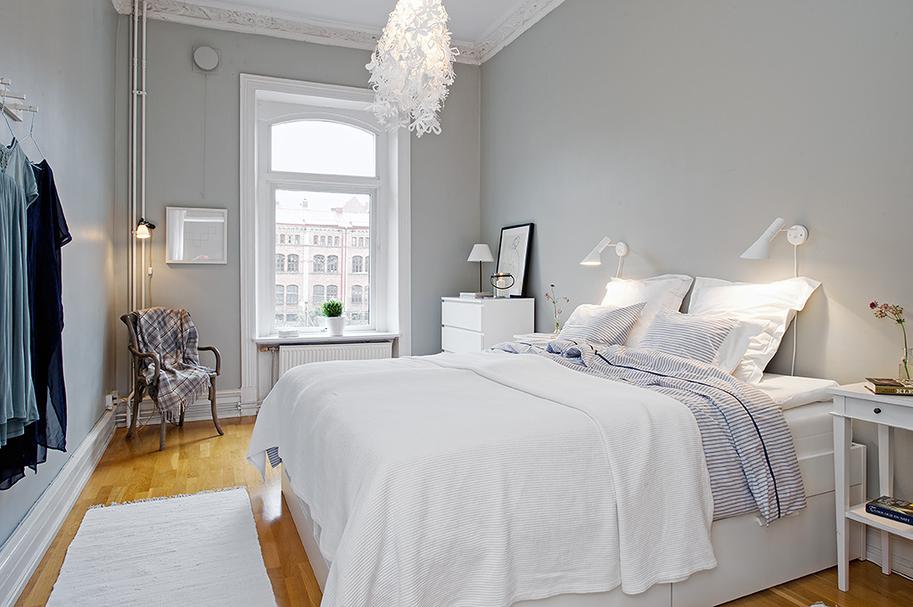 decoración sencilla - dormitorios