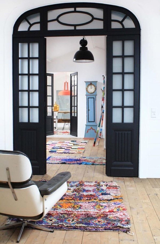 decoración con encanto - alfombras