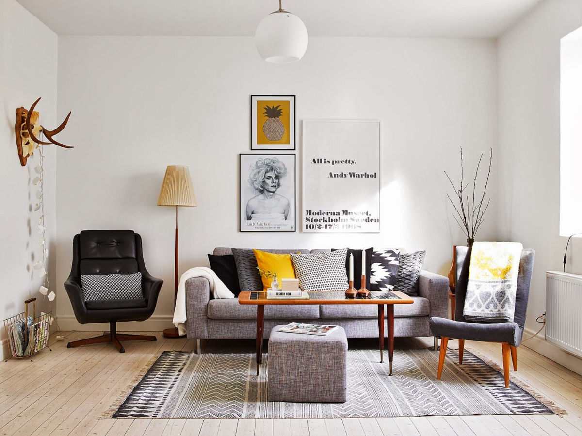 decoración con encanto - salón