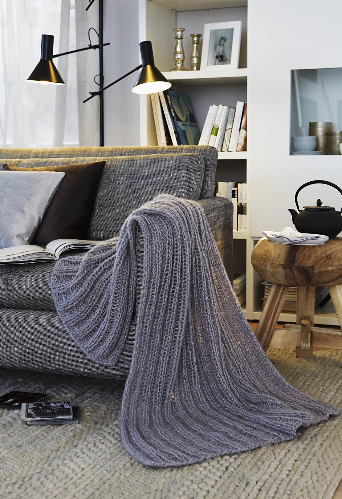 decoración con encanto- tonos grises