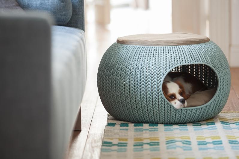 camas para perros - Tejidos artesanales