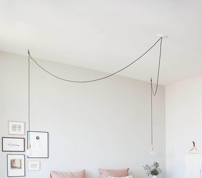 dormitorios minimalistas - materiales