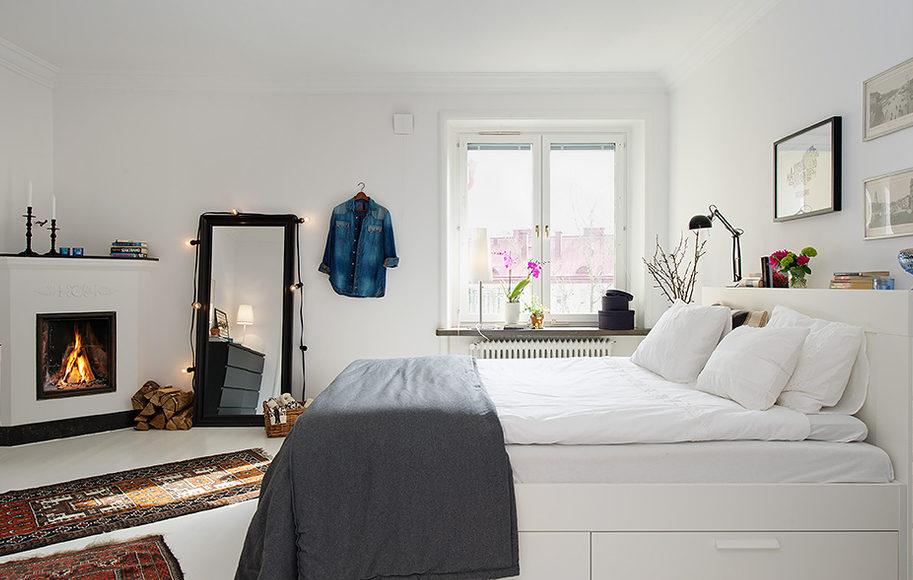 dormitorios minimalistas - ambientes relajantes