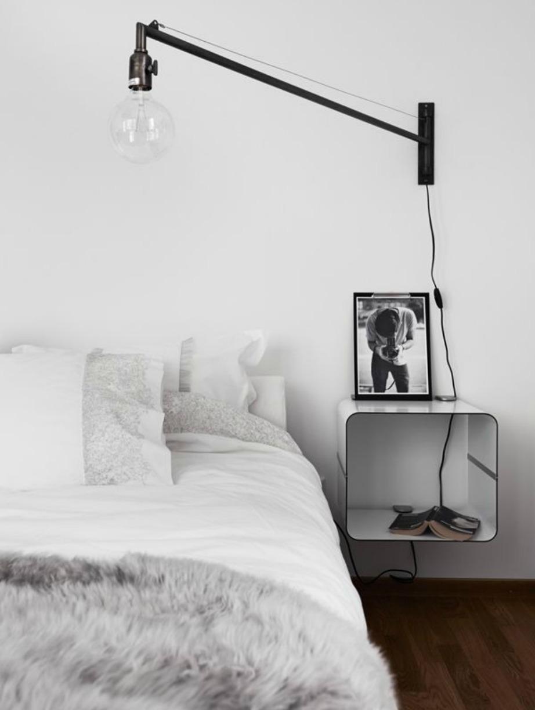 dormitorios minimalistas - estilo vanguardista