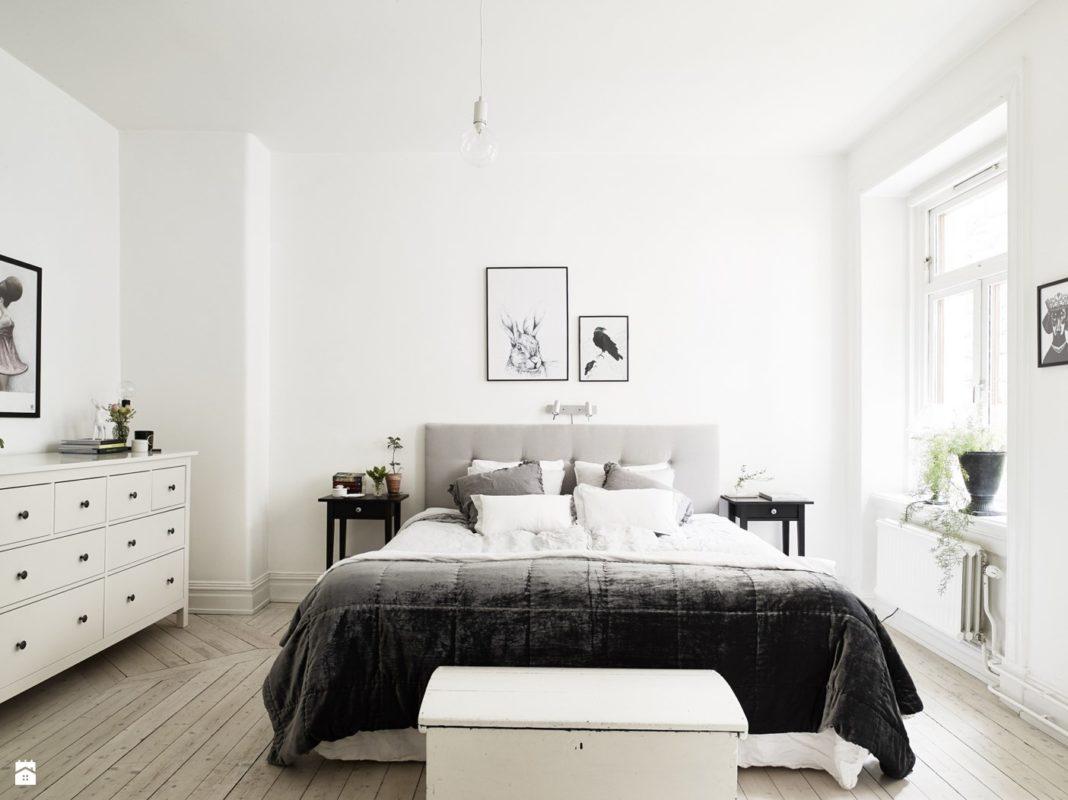 dormitorios minimalistas - mobiliario