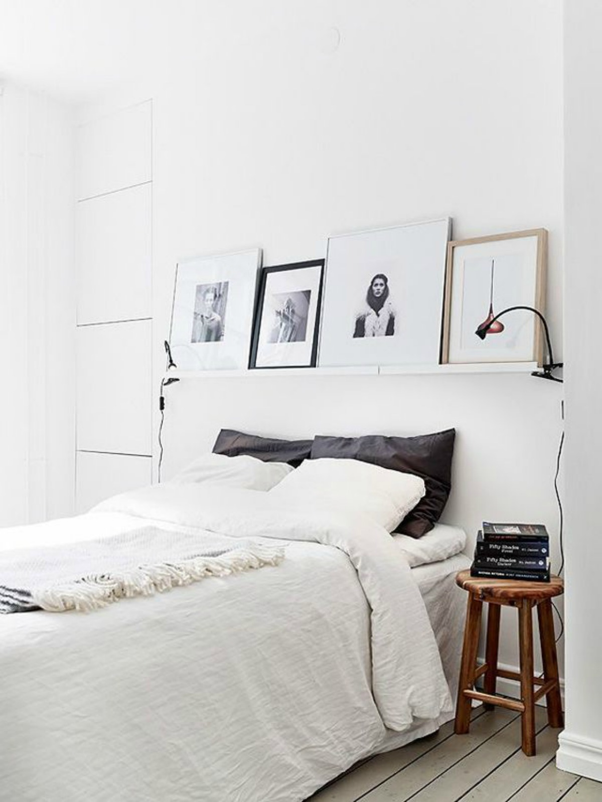 dormitorios minimalistas - origen del estilo