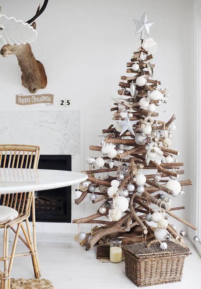 árbol de Navidad nórdico original