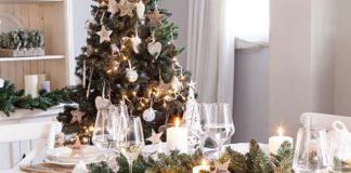 árbol de Navidad nórdico- tendencias