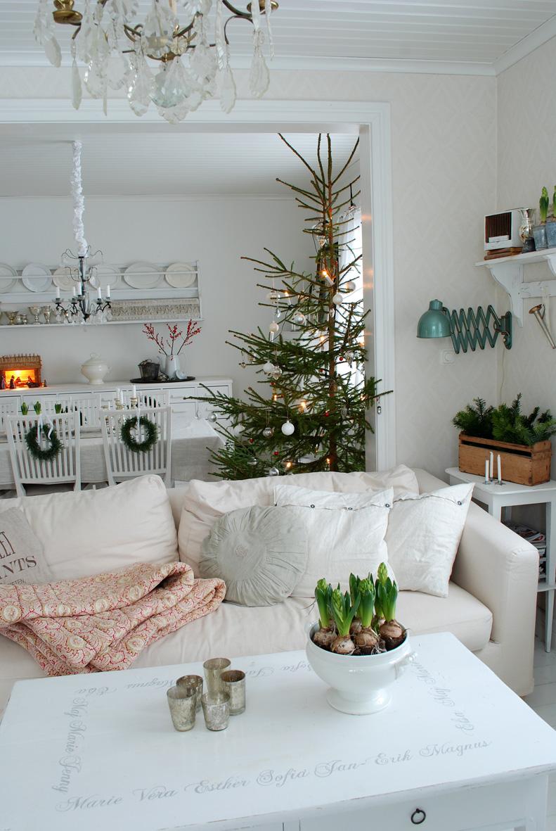 árbol de Navidad nórdico - manualidades