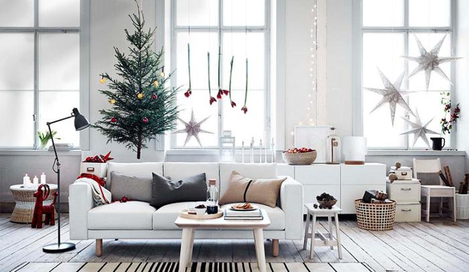 adornos de Navidad de Ikea - catalogo