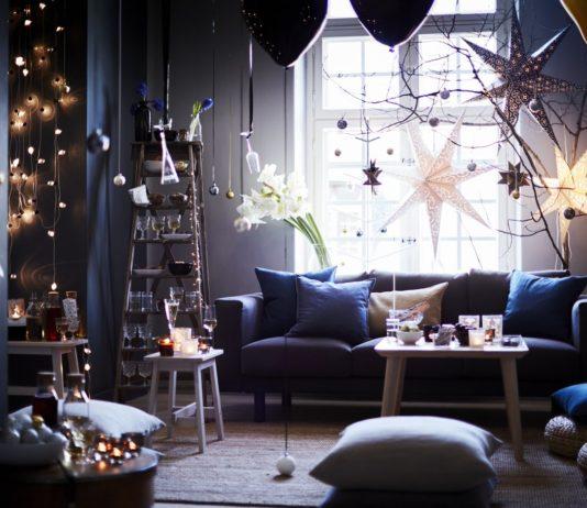 adornos de Navidad de Ikea - detalles decorativos