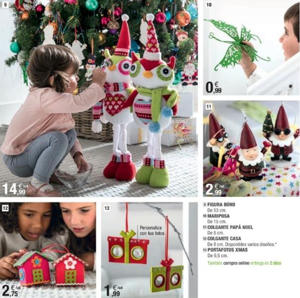 adornos de Navidad de Leroy Merlín - infantiles