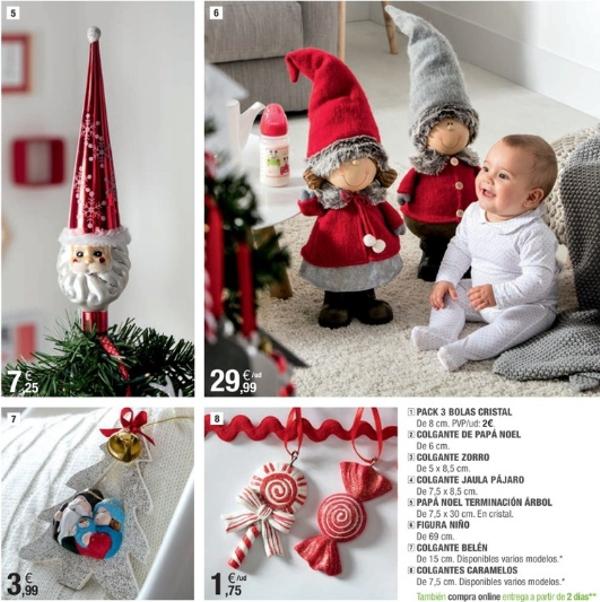 Catálogo De Adornos De Navidad De Leroy Merlín 2016 2017