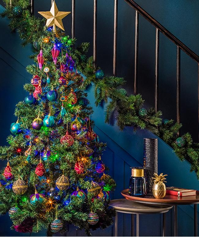 adornos de Navidad de El Corte Inglés - caja de tesoros