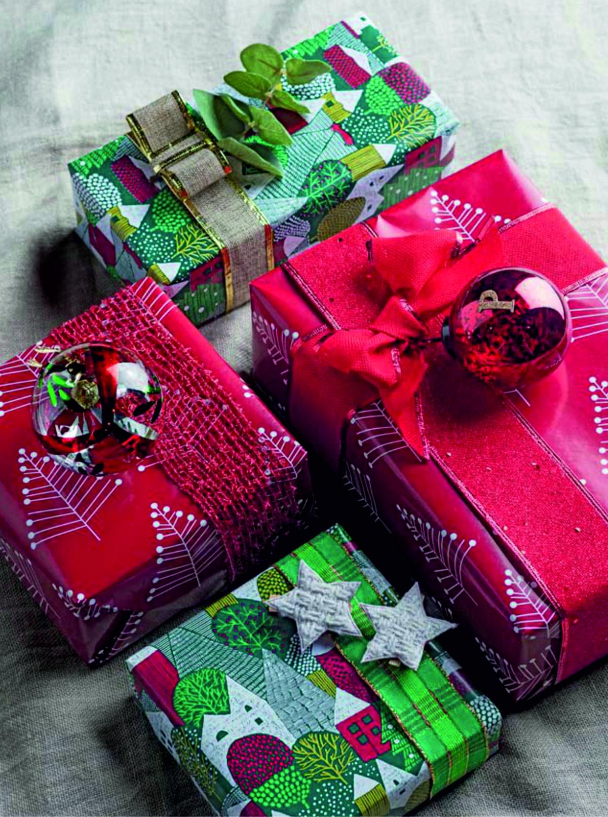 adornos de Navidad de El Corte Inglés - regalos