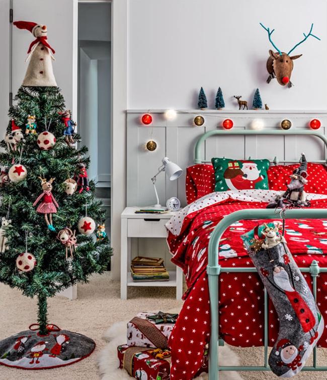 adornos de Navidad de El Corte Inglés - el bosque encantado