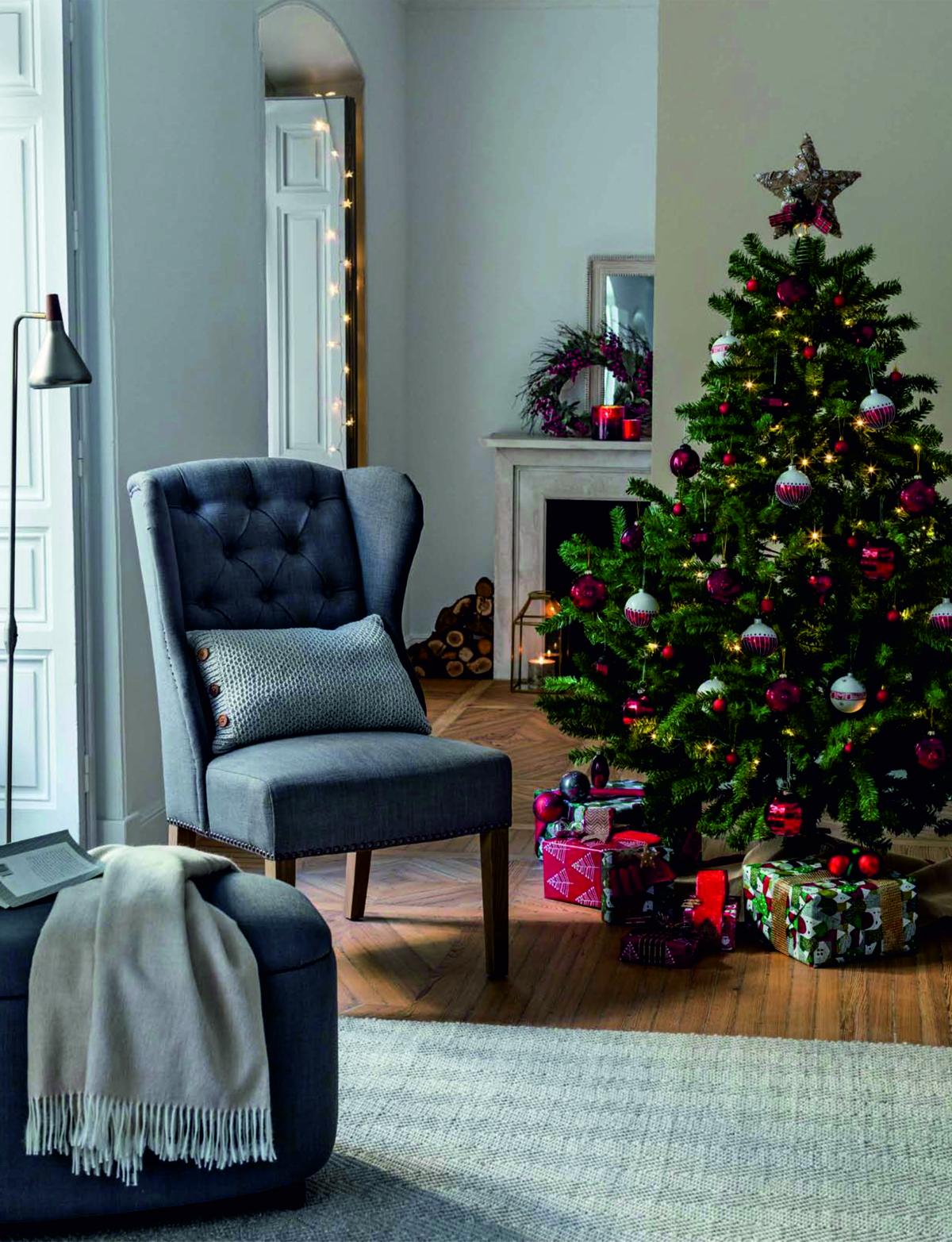 adornos de Navidad de El Corte Inglés - el árbol