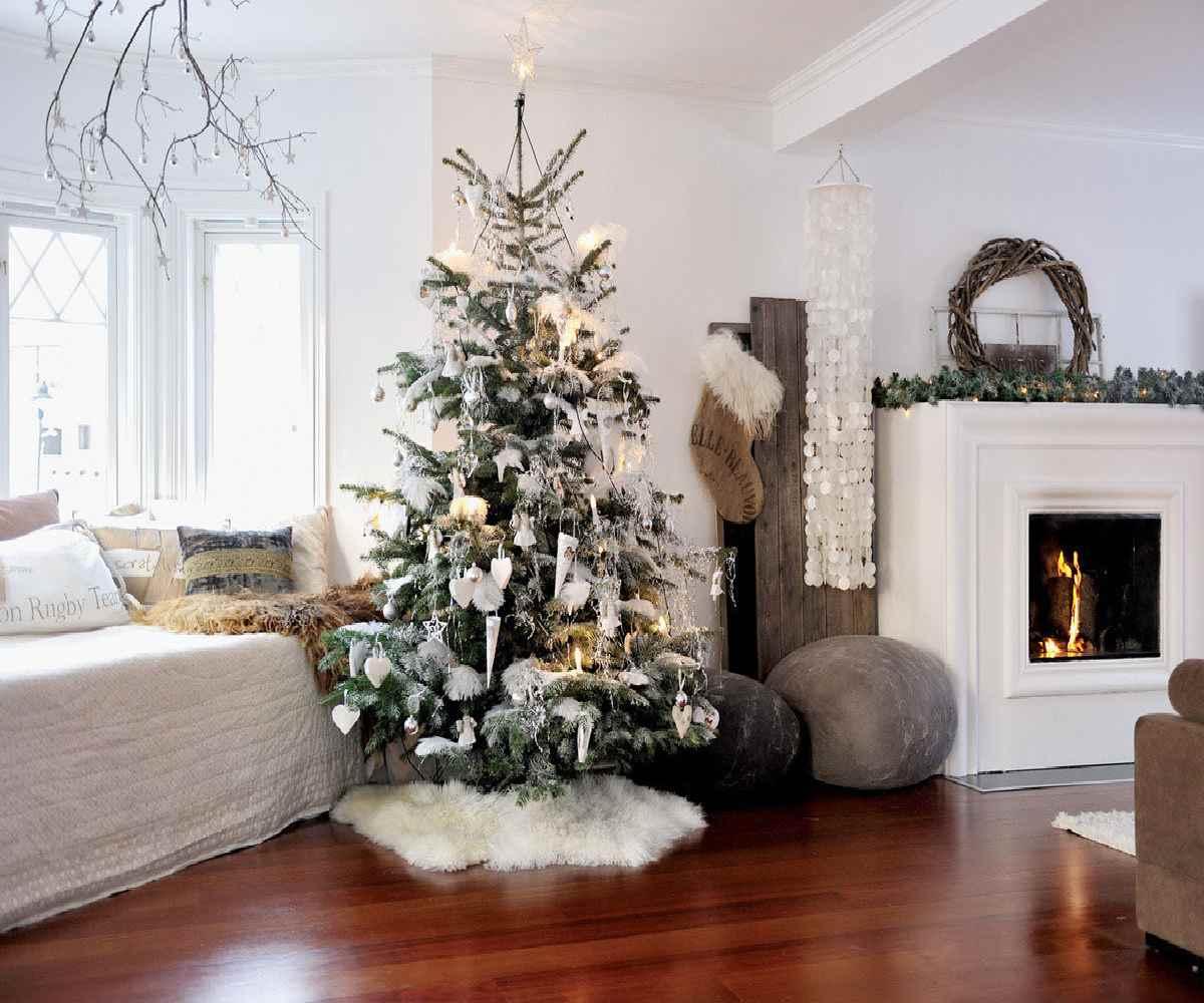 árbol de Navidad natural - consejos
