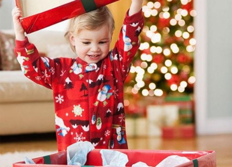 carta de Papá Noel - los regalos