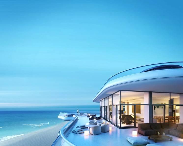 áticos de lujo - Miami