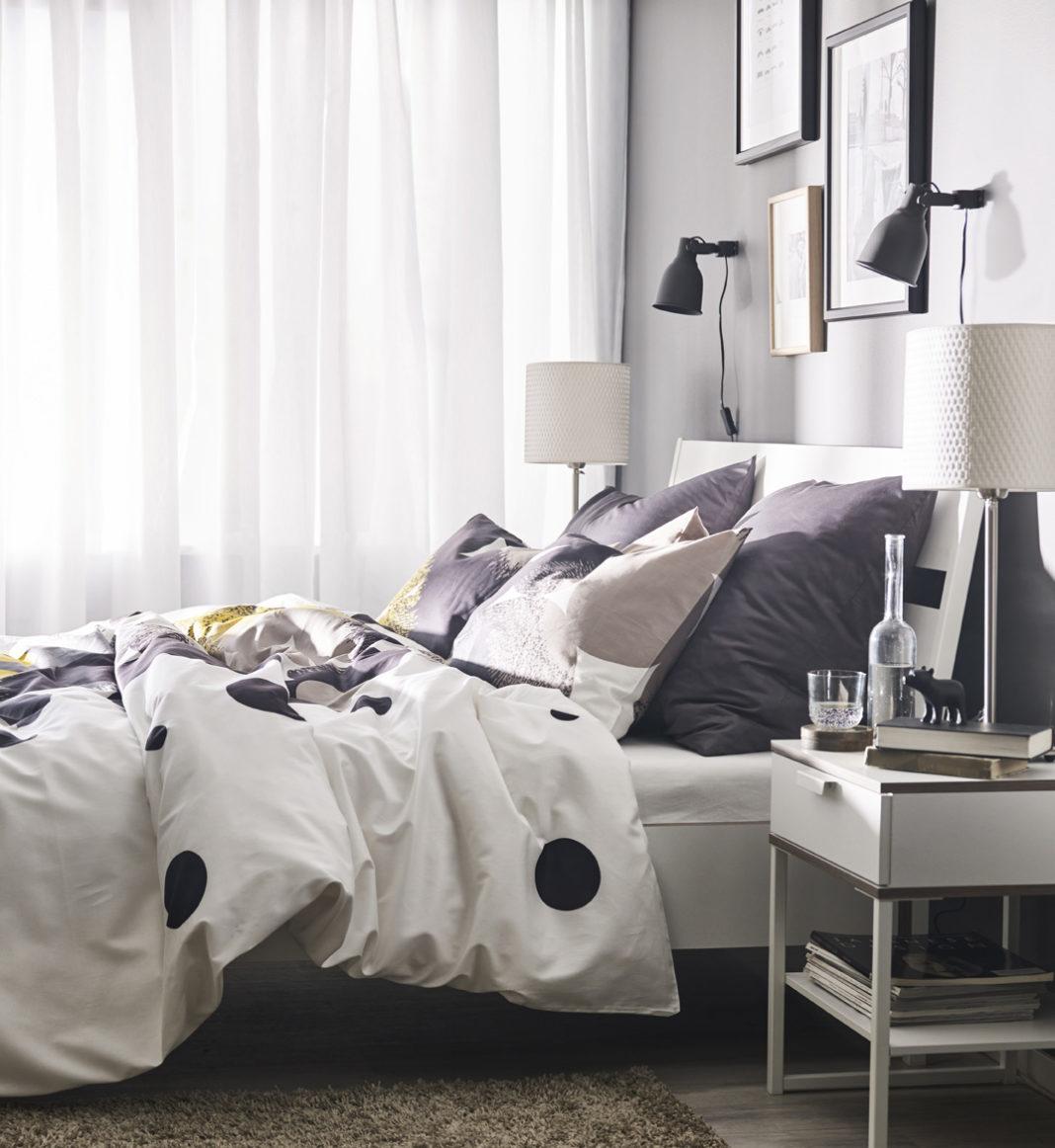 dormitorios modernos - iluminación