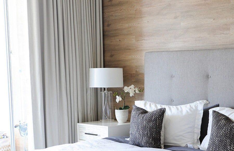 dormitorios modernos - textiles