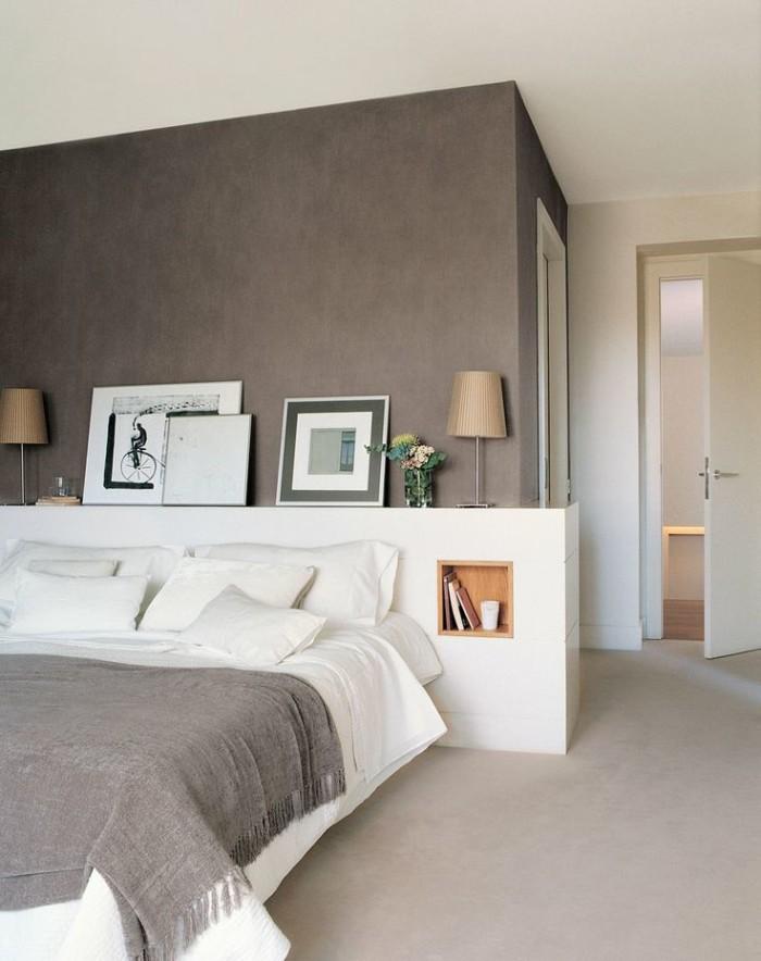 dormitorios modernos - cabeceros