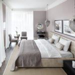 dormitorios modernos - organización