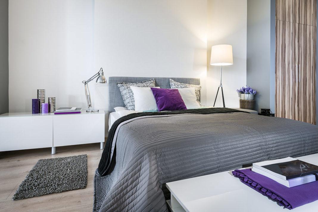 dormitorios modernos - colores